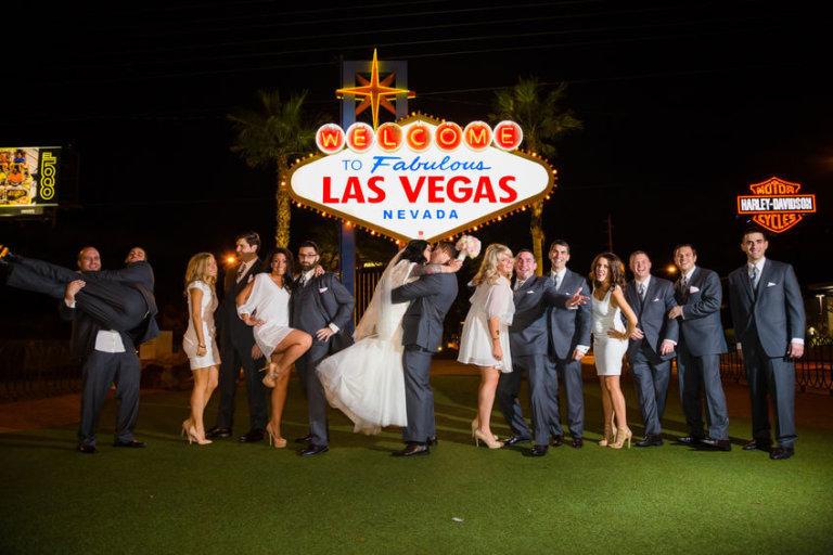 Wedding Limo Las Vegas